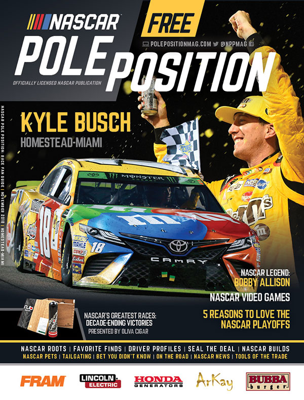 NASCAR Pole Position Miami November 2018
