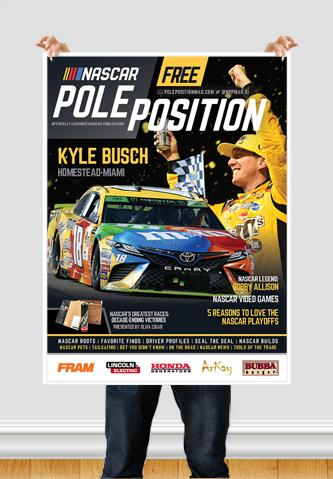 NASCAR Pole Position Miami November 2018