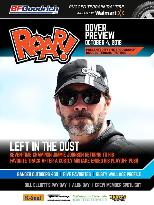 ROAR! Dover Race Weekend Preview October 2018