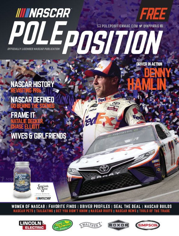 NASCAR Pole Position April/May 2019