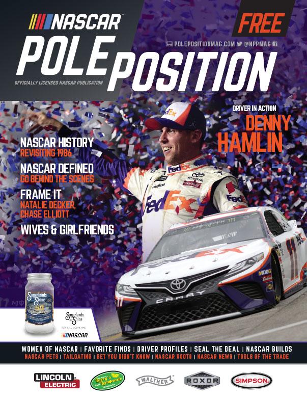 NASCAR Pole Position April/May 2019