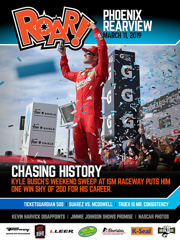 ROAR Phoenix Rearview March 2019