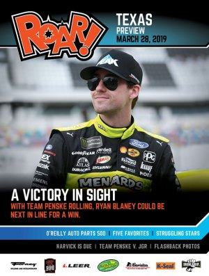 ROAR Texas Preview March 2019