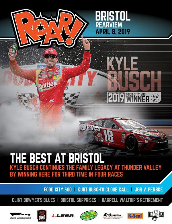 ROAR! Bristol Race Weekend Rearview April 2019