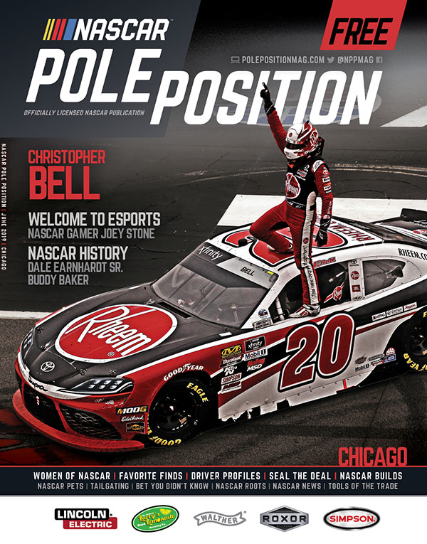 NASCAR Pole Position Chicago in June 2019