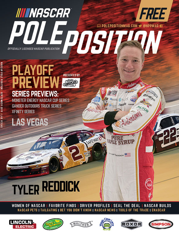 NASCAR Pole Position Las Vegas September 2019