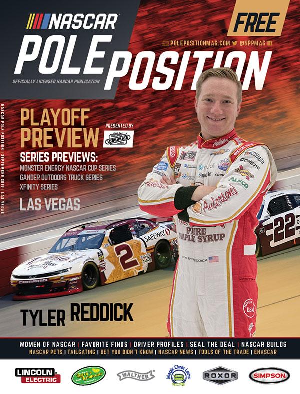 NASCAR Pole Position Las Vegas in September 2019