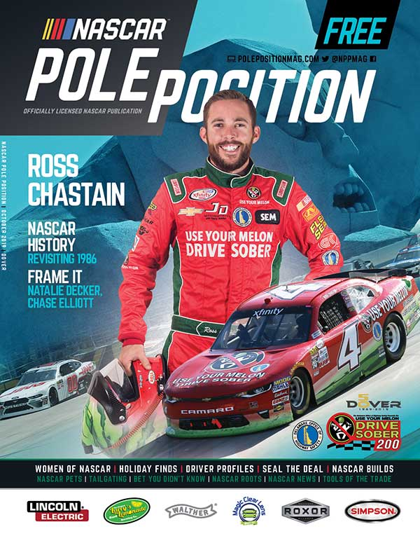 NASCAR Pole Position Dover October 2019