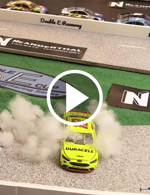 NASCAR Pole Position Out of the Groove YouTube Channel