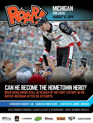 ROAR Michigan Preview August 2019