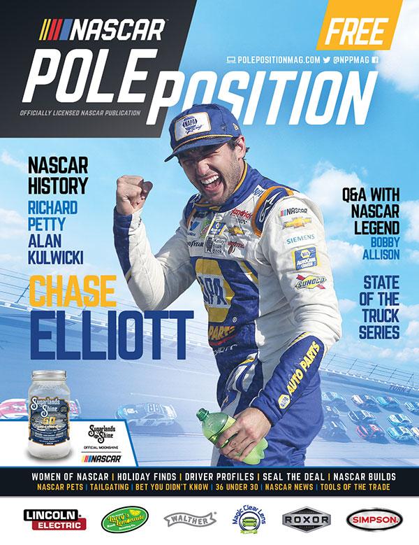 NASCAR Pole Position Oct/Nov 2019
