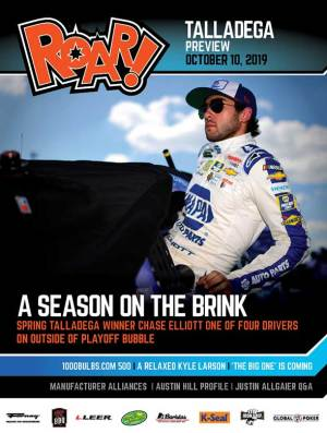 ROAR Talladega Preview October 2019