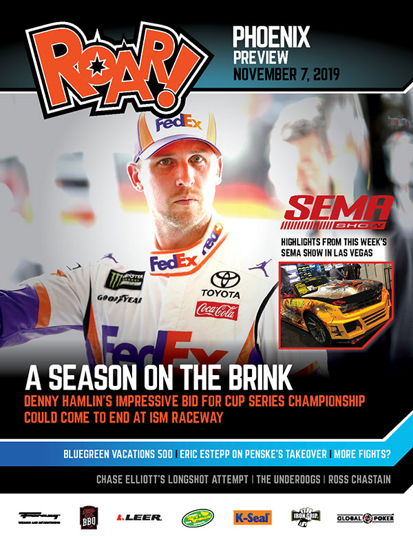 ROAR! Phoenix Race Weekend Preview November 2019