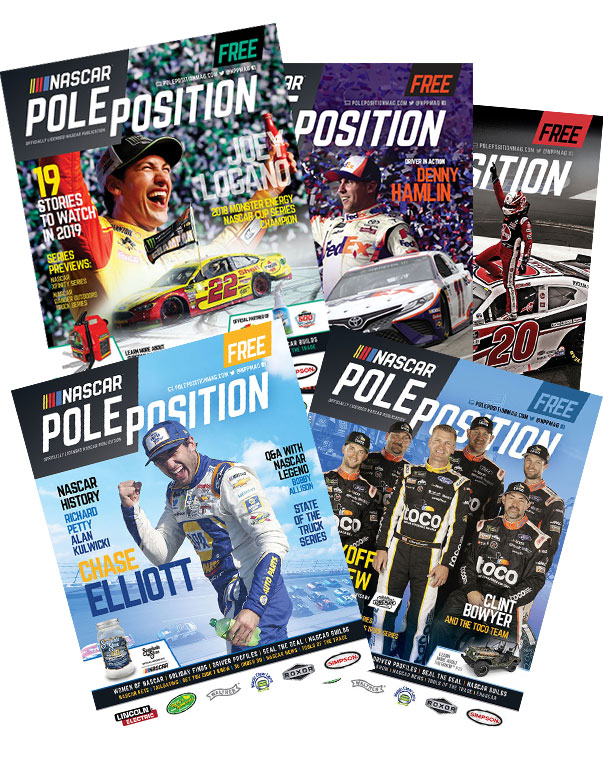 NASCAR Pole Position 2019 Digital Covers