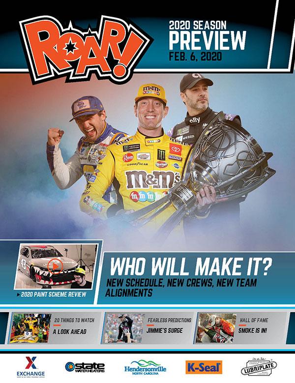 ROAR Season Preview February 2020