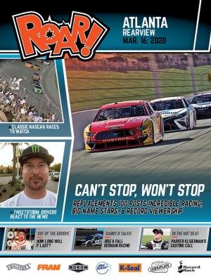 ROAR Atlanta Rearview March 2020