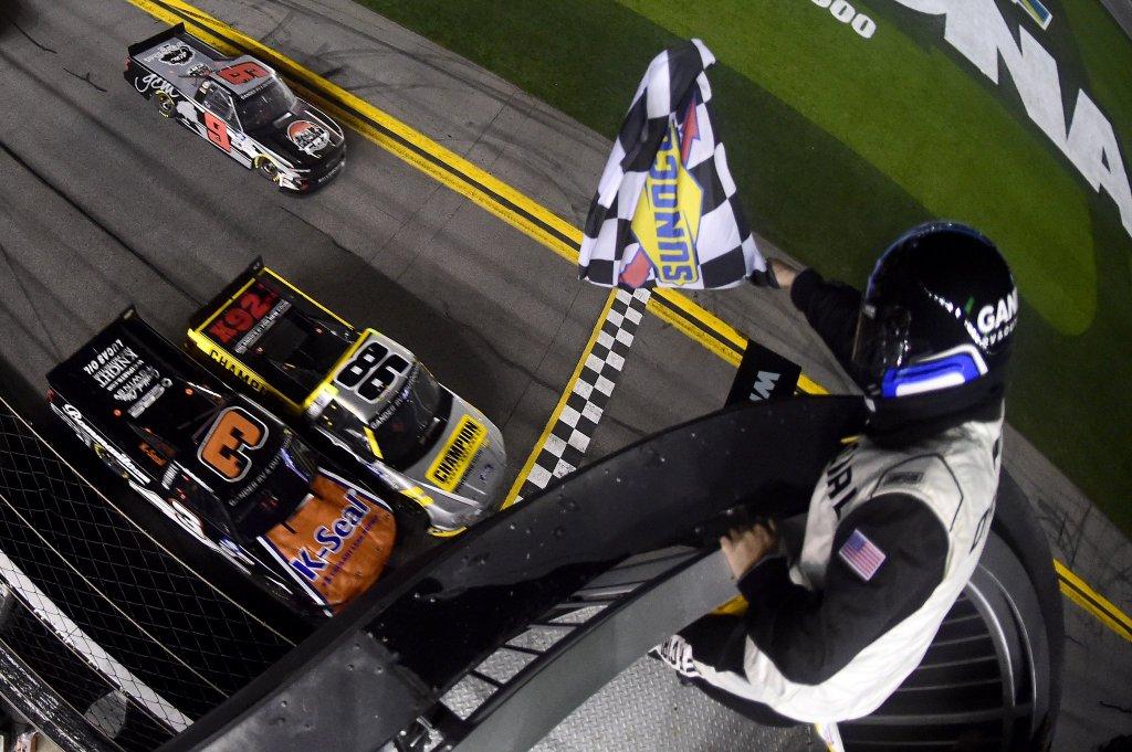 Digital Creators Network NASCAR Jordan Anderson Racing Eric Estepp Out of the Groove YouTube Influencer