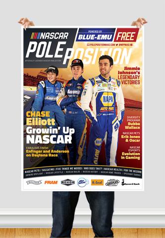 NASCAR Pole Position Pocono in June 2020
