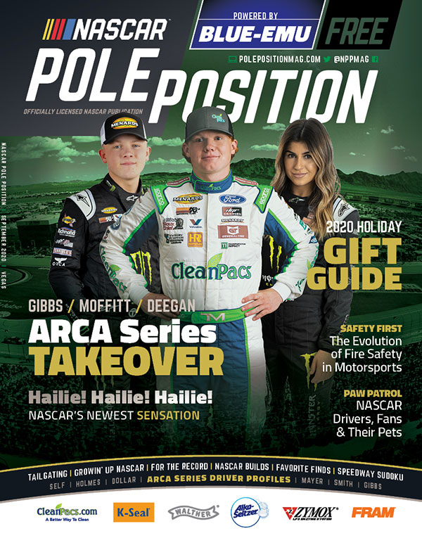 NASCAR Pole Position Las Vegas in September 2020