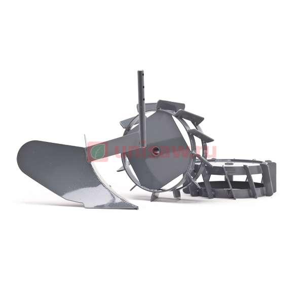 Комплект навесного оборудования (попольники + окучник) MOKKO/MESO Caiman