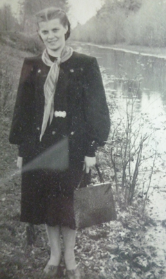 Pani Ludmila i kanal Oginskiego