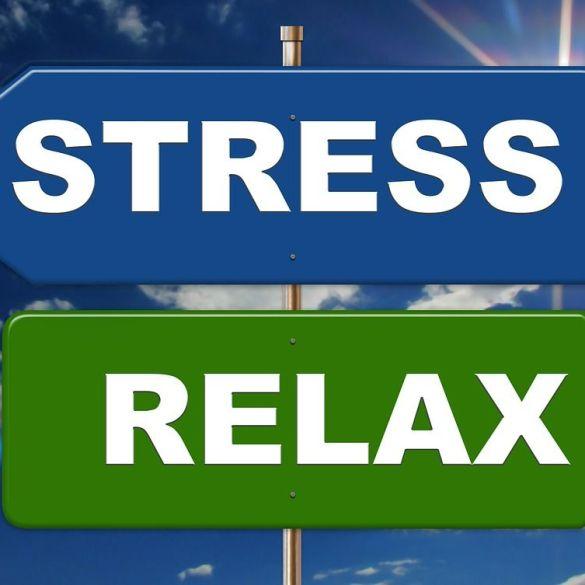 стресс и как с ним справляться