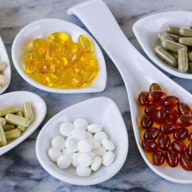 дефицит витаминов и минералов