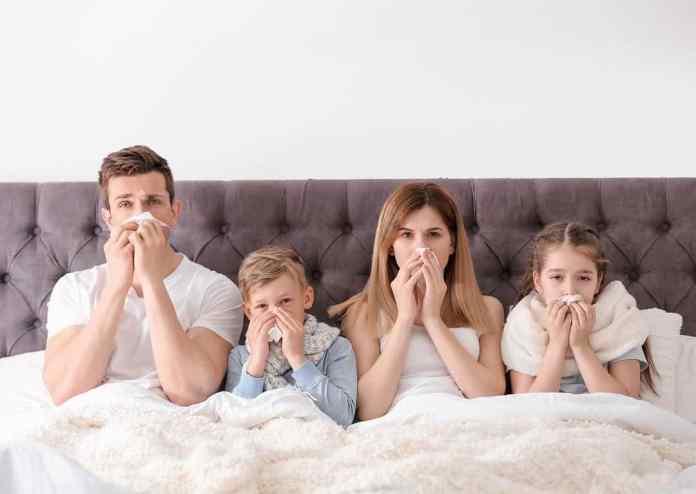 снижаем шансы подхватить грипп
