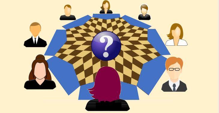 Multiplayer chessboard