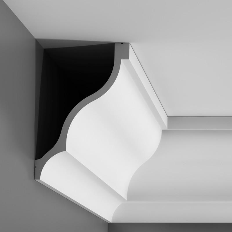 Cornice in polistirolo per pareti e soffitti poliart eps for Cornici in polistirolo per soffitti