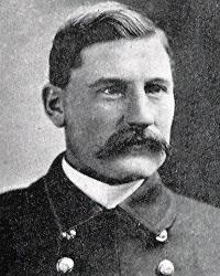 Mounted Officer Charles Godfrey Petersen