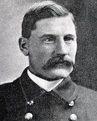 Mounted Officer Charles Godfrey Petersen