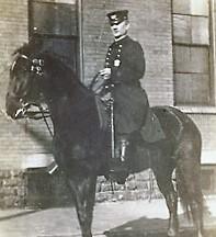 Mounted Patrolman Richard C. Ell
