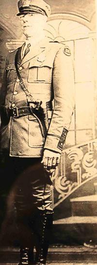 Deputy Walter Leslie Francis