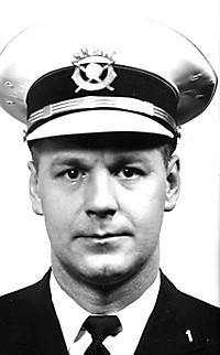 Sergeant Charles F. Handorf