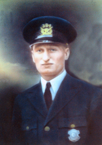 Sergeant Carl F. Hille
