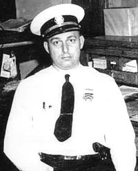 Sergeant Anthony H. Overberg