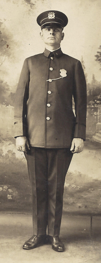 Patrolman Lawrence Robbins