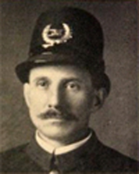 Inspector Arthur Mark Walke