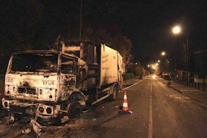 enquete judiciaire apres incendie camion