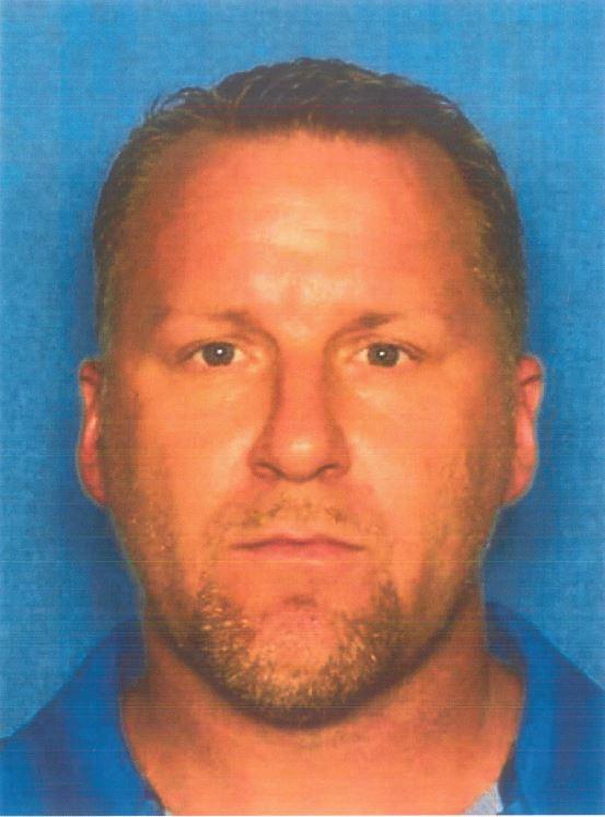 Daniel Benson Billman Jr. AGE 41 WANTED FOR SEXUAL ASSAULT