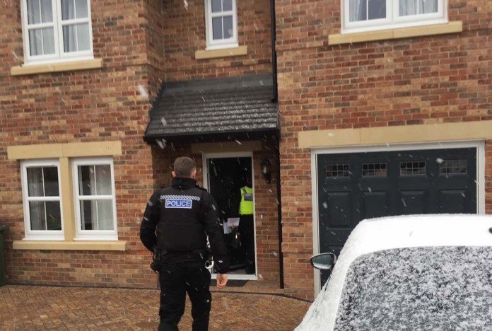 350 NCA officers carry out raids in Hartlepool, Middlesbrough and Stockton 1