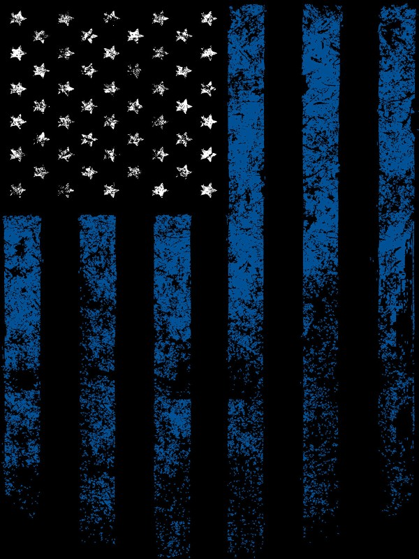 Blue Lives Matter Flag Wallpaper Year Of Clean Water