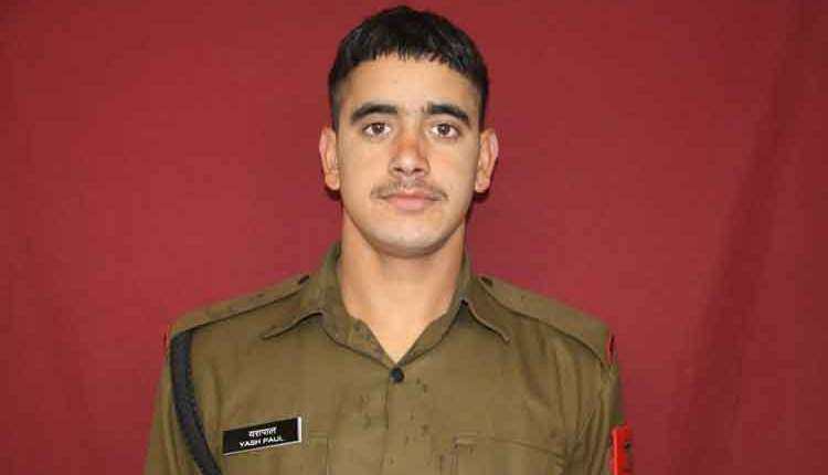 Yashpal Solder-Army