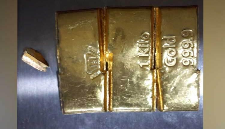 Gold-Smuggle