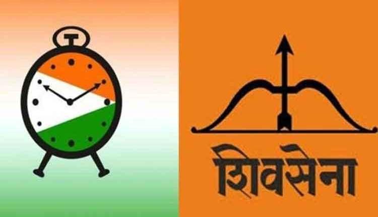 NCP and Shivsena