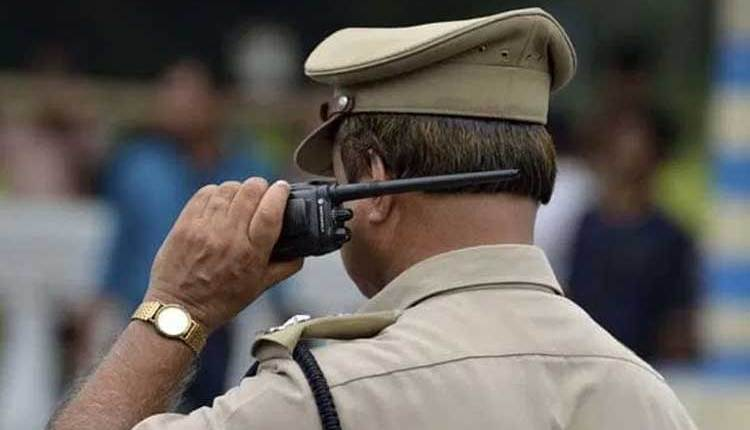 Police-Bandobast