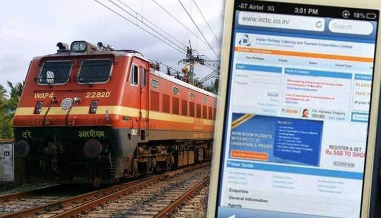 Railway-Ticket-Booking