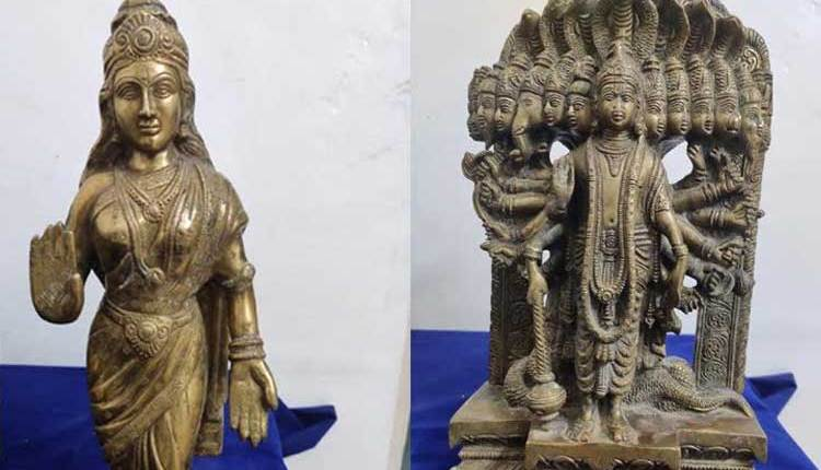 Statue Smuggling
