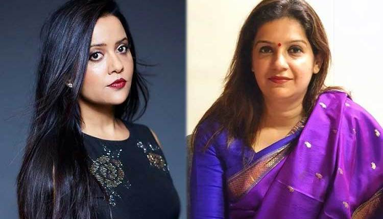 Amruta Fadanvis Priyanak Chaturvedi